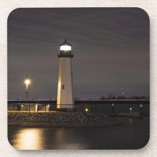 Dessous-de-verre Port de Rockwall de phare