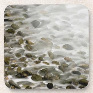 Dessous-de-verre Réservation en pierre d'état de Lobos de point de