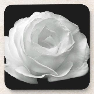 Dessous-de-verre Rose blanc