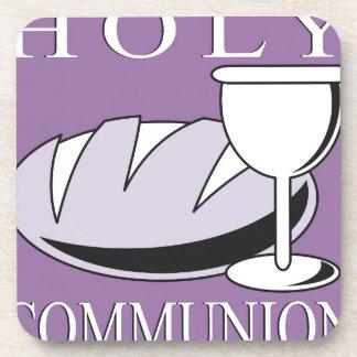 Dessous-de-verre Sacrement de sainte communion