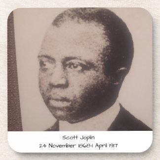 Dessous-de-verre Scott Joplin