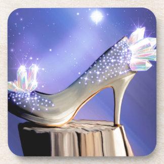 Dessous-de-verre Si les ajustements de chaussure