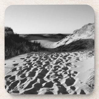 Dessous-de-verre Sous-verre, photo de plage