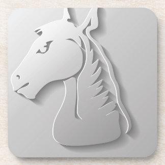 Dessous-de-verre Tête de cheval