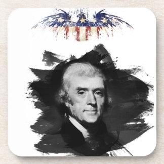 Dessous-de-verre Thomas Jefferson