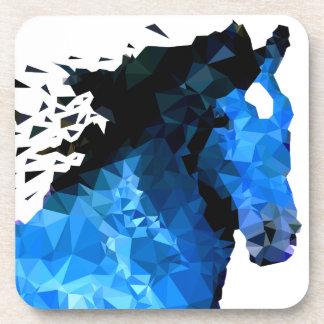 Dessous-de-verre Triangle de cheval