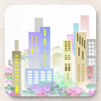 Dessous de verre urbains