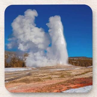 Dessous-de-verre Vieux fidèle de Yellowstone