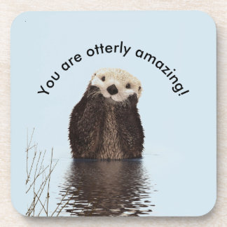 Dessous-de-verre Vous êtes calembour drôle extraordinaire d'Otterly