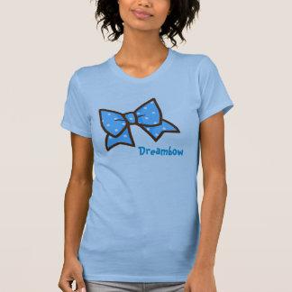 Dessus bleu de pyjama d'arc t-shirt
