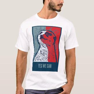 Dessus de Barack Omeerkat T-shirt