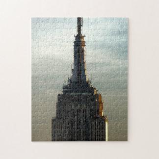 Dessus de l'Empire State Building Puzzles