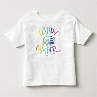 Dessus de profondément satisfait pour des enfants t-shirt pour les tous petits