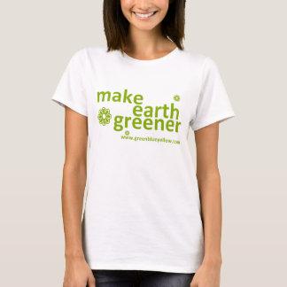 Dessus de spaghetti de dames (adapté) t-shirt