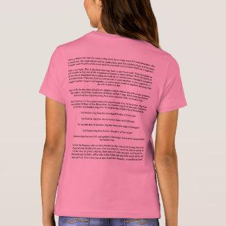Dessus d'équipage d'enfants t-shirt