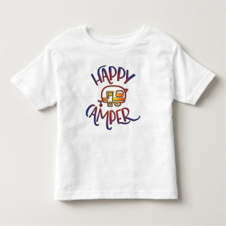 Dessus mignon de profondément satisfait pour des t-shirt pour les tous petits