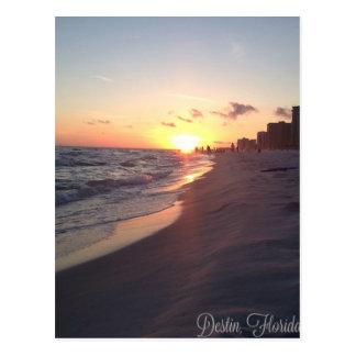 Destin, carte postale de la Floride