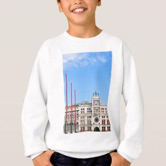 Détail architectural à Venise, Italie Sweatshirt