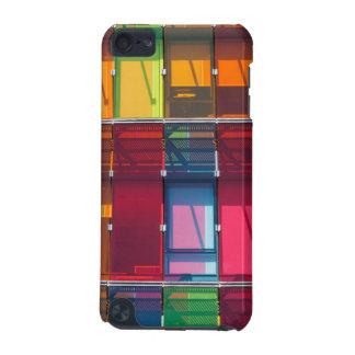 Détail commercial multicolore de bâtiment coque iPod touch 5G