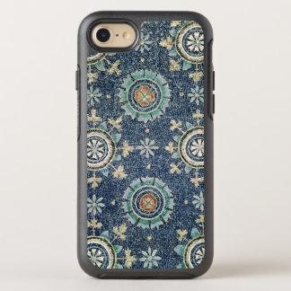 Détail de la décoration florale de la chambre coque otterbox symmetry pour iPhone 7