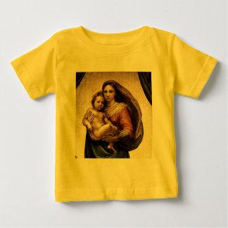 """Détail de Raphael """"Sistine Madonna"""" (circa 1513) T-shirts"""