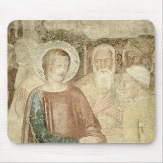 Détail de St Ranieri dans la Terre Sainte Tapis De Souris