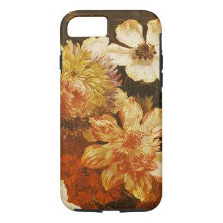 Détail des fleurs (huile sur la toile) coque iPhone 7
