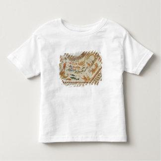 Détail des poissons, de Vega Baja T-shirt Pour Les Tous Petits