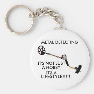 Détecteur de métaux porte-clef