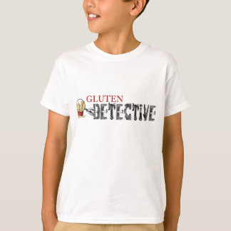 Détective de gluten t-shirt