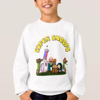 Détectives superbes de Jr. de fureteurs Sweatshirt