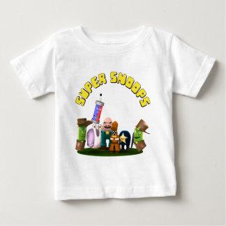 Détectives superbes de Jr. de fureteurs T-shirt Pour Bébé