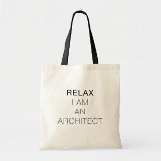 Détendez-moi suis un sac d'architecte