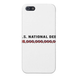 Dette nationale des USA Étui iPhone 5