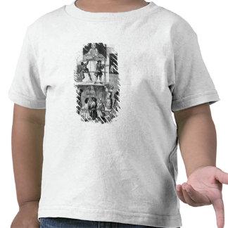Deux annonces concernant le Faux, le T-shirts