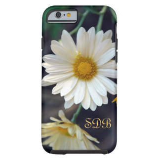 Deux cas de l'iPhone 6 de marguerites Coque Tough iPhone 6