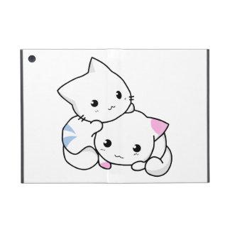 Deux chatons étuis iPad mini