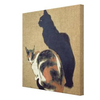 Deux chats, 1894 toiles