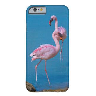 Deux flamants roses coque iPhone 6 barely there