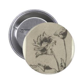 Deux fleurs - Ren. français Badges