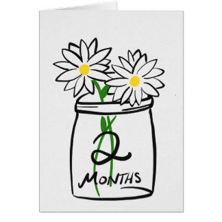 Deux mois cartes