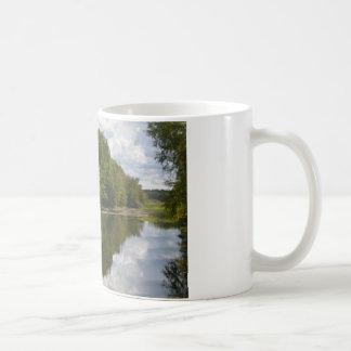 Deux mondes, deux forces mug