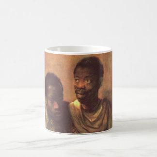Deux nègres mug