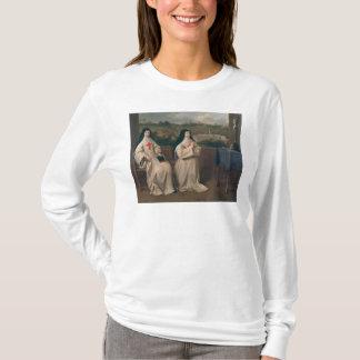 Deux nonnes t-shirt