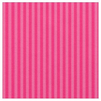 Deux ont modifié la tonalité le Rayure-Tissu rose Tissu