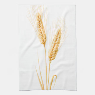 Deux oreilles de blé linge de cuisine