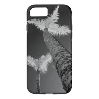 Deux palmiers infrarouges coque iPhone 7