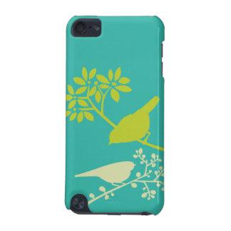 Deux petits oiseaux coque iPod touch 5G