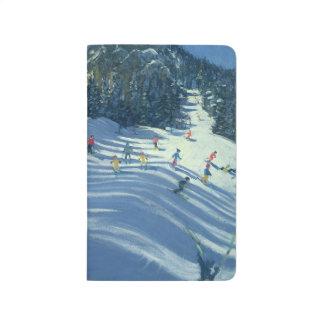 Deux Ski-Pentes 2004 Carnet De Poche
