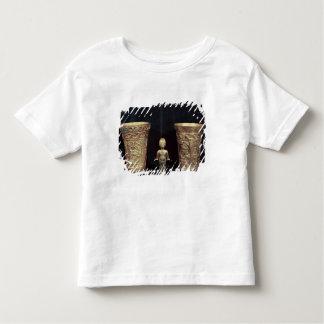 Deux vases à Chimu avec les chiffres mythologiques T-shirt Pour Les Tous Petits